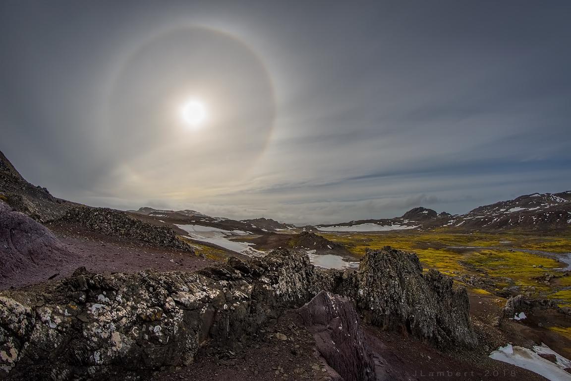 14 Febrero. Paisaje Antártico o Lunar?